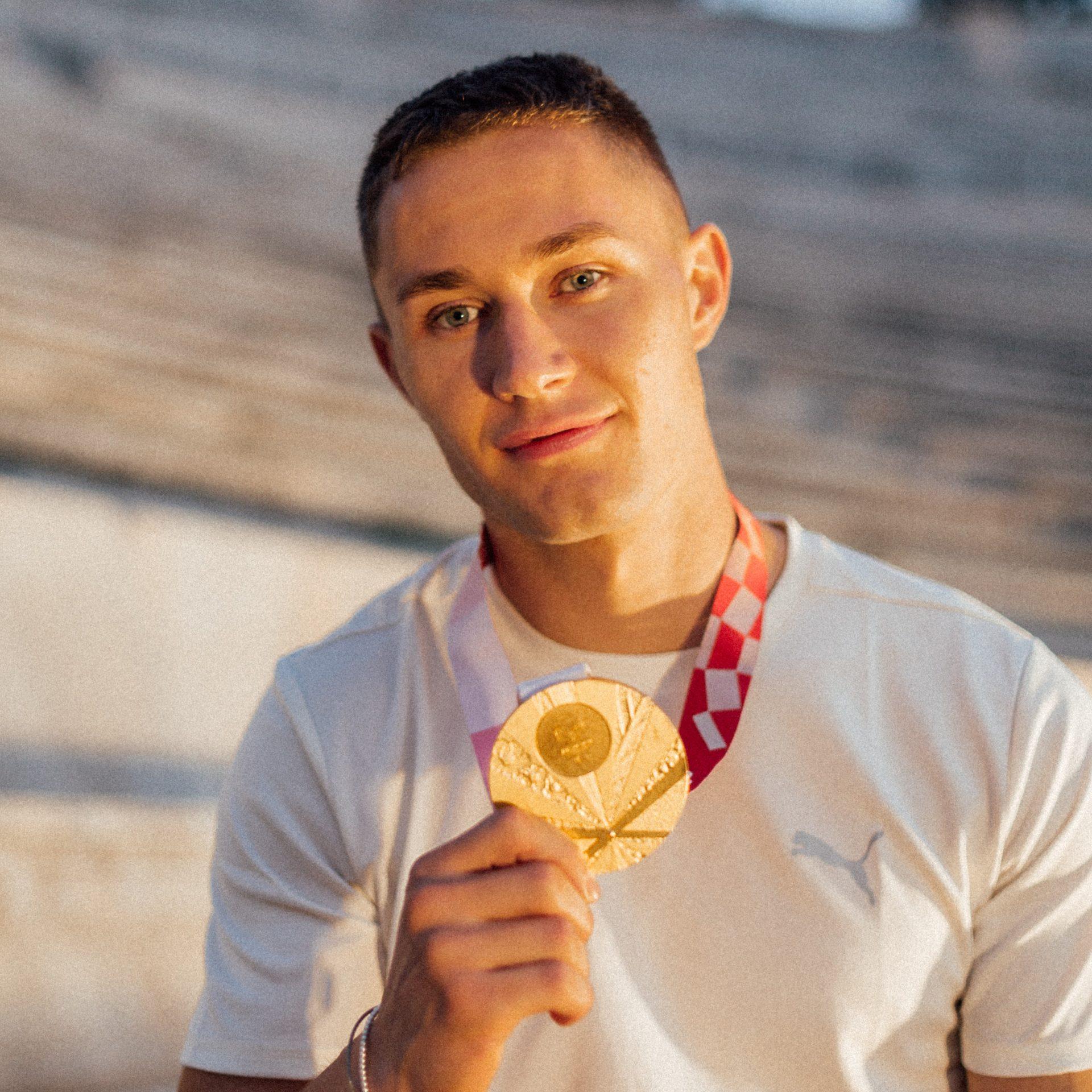 Paralympics Champion Felix Streng zu Gast bei 45'DIVE